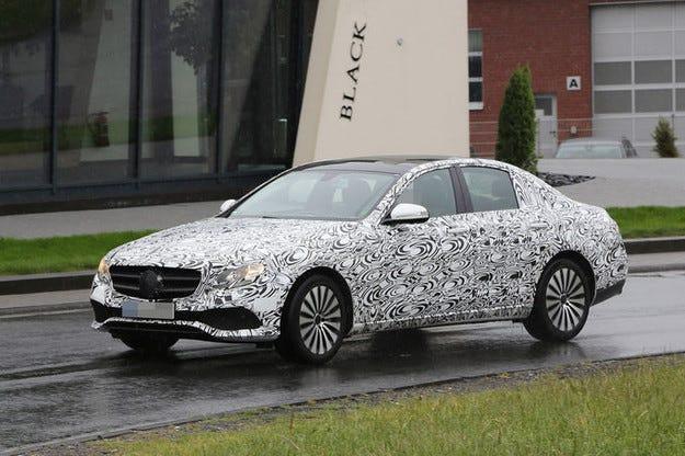 Новият Меrcedes-Benz E-класа от 2016 още по-надежден