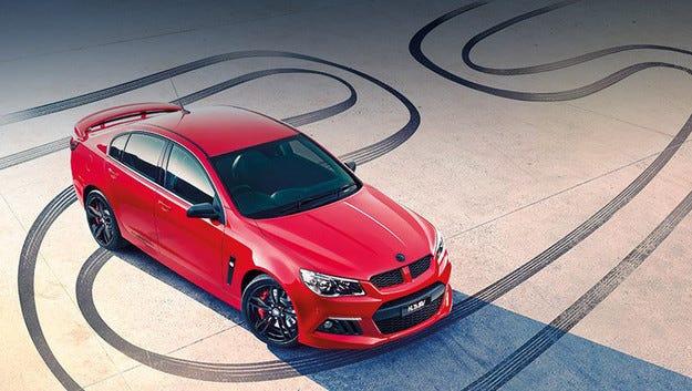 Holden Clubsport R8 получи юбилейна версия