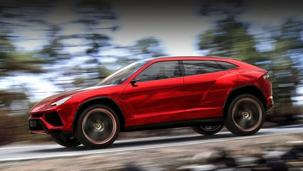 Серийният Lamborghini Urus е много близо до концепта