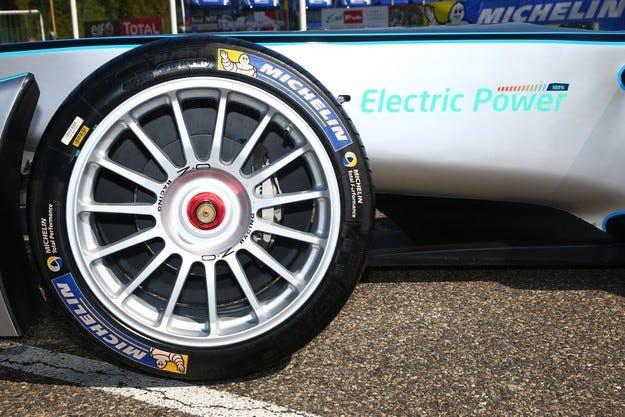 Michelin вижда във Формула Е нови хоризонти