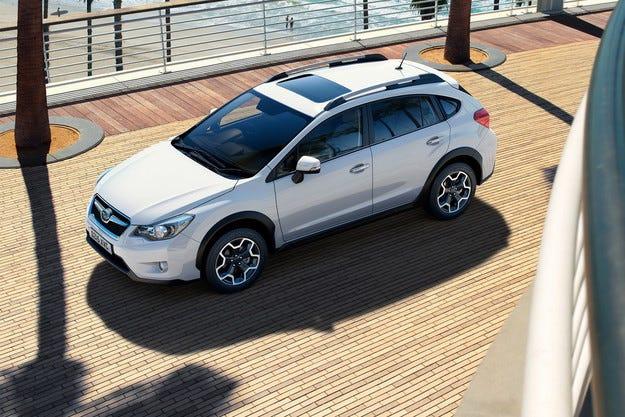 Японската компания Subaru обнови кросоувъра XV