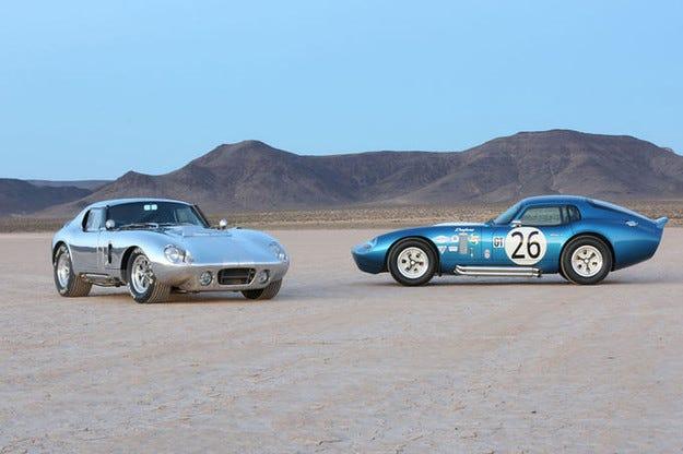 Shelby Cobra Daytona Coupé: Завръщането на шампиона