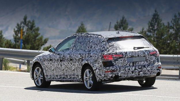 Audi A4 Allroad скоро ще обогати гамата на марката