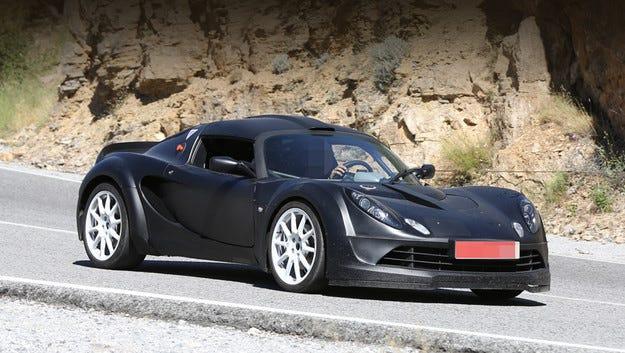 Спортният автомобил Renault Alpine ще бъде хибрид