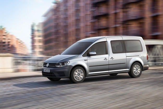 Започнаха поръчките за VW Caddy Life, Kombi и Window Van
