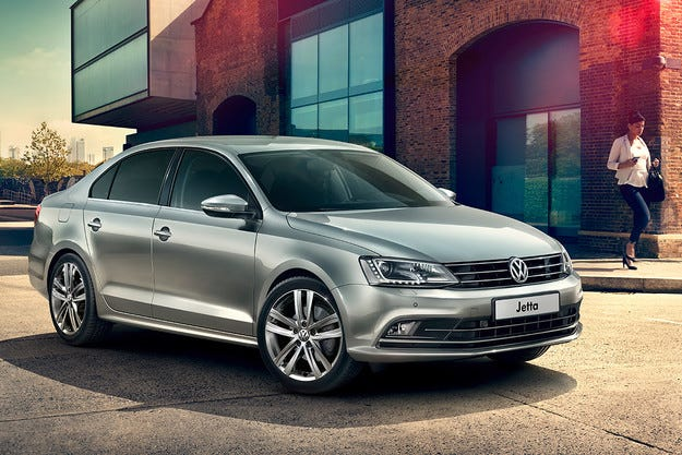 Volkswagen Jetta ще получи нов бензинов двигател