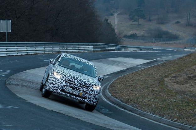 Borgward възкръсва: Във Франкфурт идва нов кросоувър