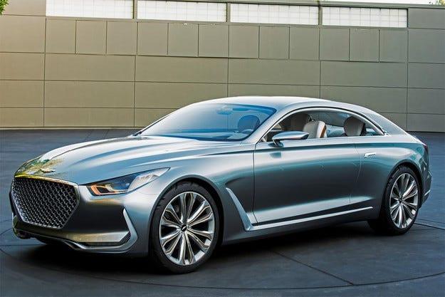 Hyundai разкри прототип на бъдещи премиум модели