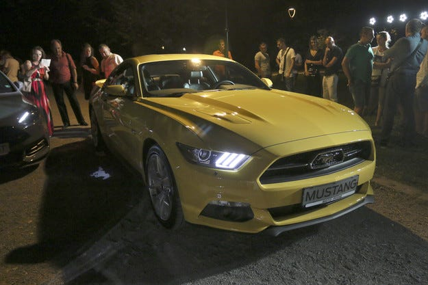 Ford Performance Night