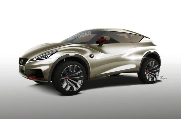 Моделът Nissan Z ще се превърне в кросоувър