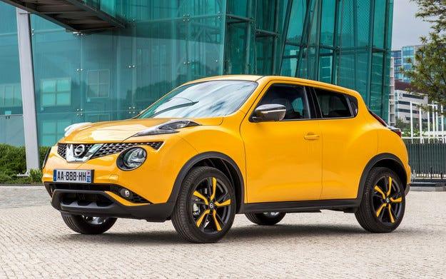 Новият Nissan Juke ще дебютира в началото на 2016
