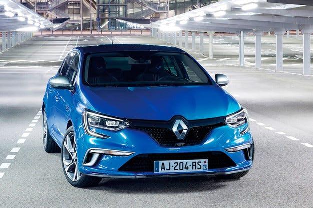 Renault представи новото поколение Megane