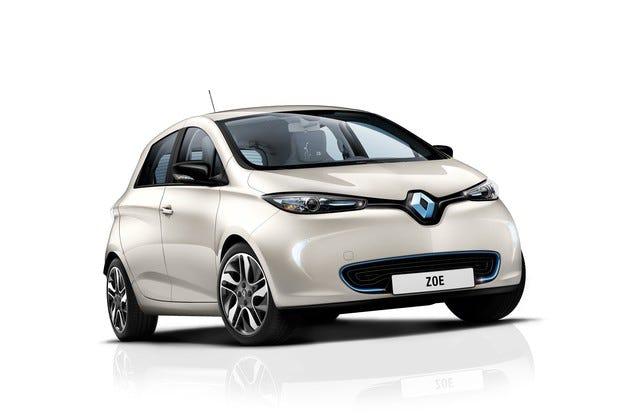 Електромобилът Renault Zoe идва в България