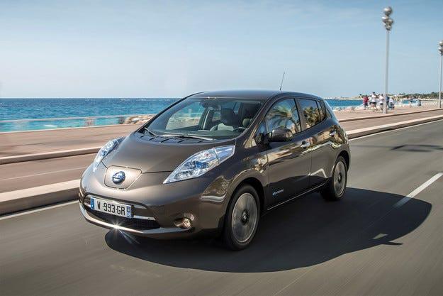 Nissan увеличава автономния пробег на Leaf до 250 км