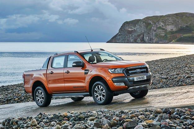 Ford довежда в Европа топ версията на пикапа Ranger