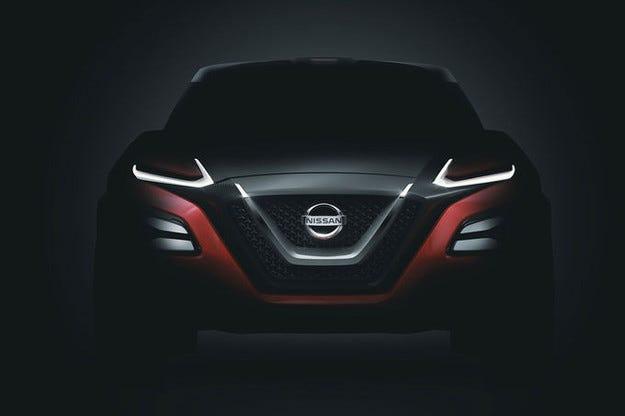 Nissan Gripz Concept във Франкфурт: Още по–високо