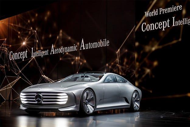 Mercedes показва как ще изглеждат новите S-класа и CLS