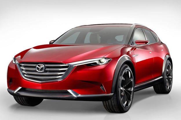 Koeru Concept IAA 2015: Пръв преглед на Mazda CX-4