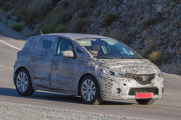 Renault Scénic: Новият семеен ван стартира през 2016