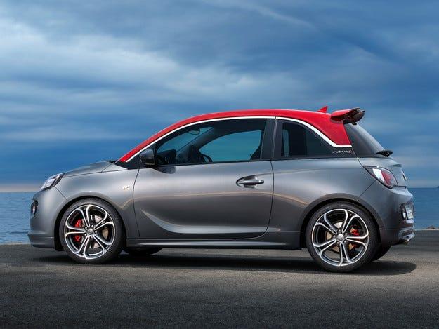 Opel ADAM S спечели наградата за дизайн autonis