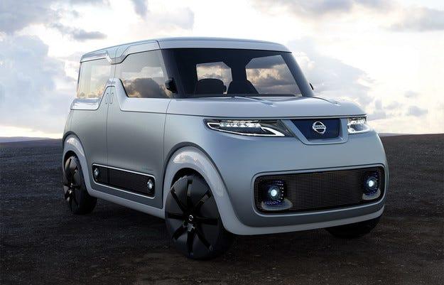 Nissan разработи модел за феновете на социалните мрежи
