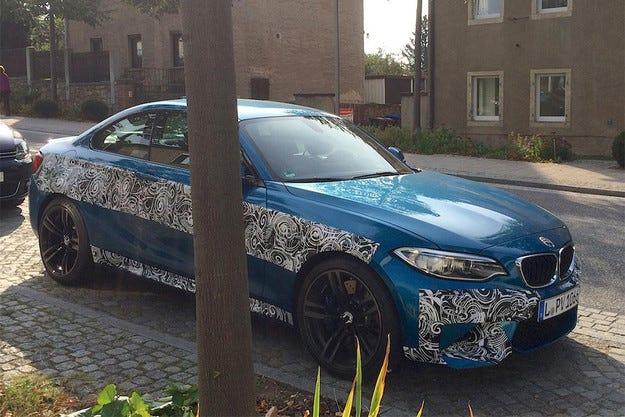 Вече е известна датата на премиерата на BMW M2