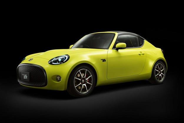 Компанията Toyota разкрива нов базов спортен модел