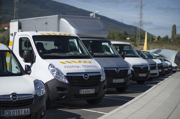 Лекотоварната гама на Opel още по-функционална