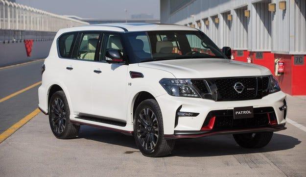 С Nissan Patrol поделението Nismo тръгна към нови пазари