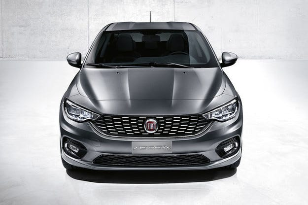 Новият седан Fiat Aegea възражда известния Tipo