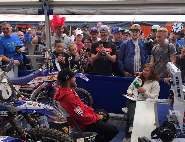 Младият шампион Браян Хсю ще кара на Supercross Sofia