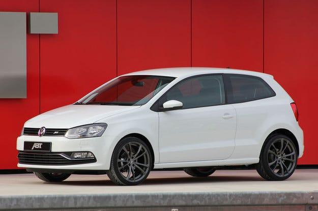 Abt VW Polo: За 40-ия му рожден ден с 230 конски сили