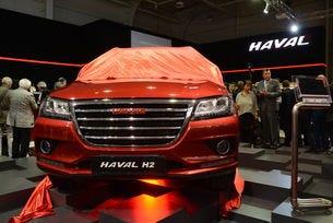 Над 200 гости уважиха представянето на марката HAVAL