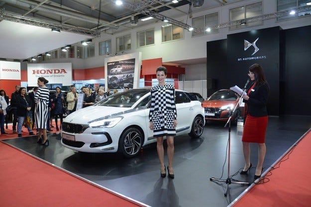 Новата марка DS Automobiles дебютира в България