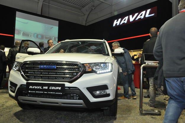 Haval: Нов бранд, фокусиран изцяло върху SUV сегмента