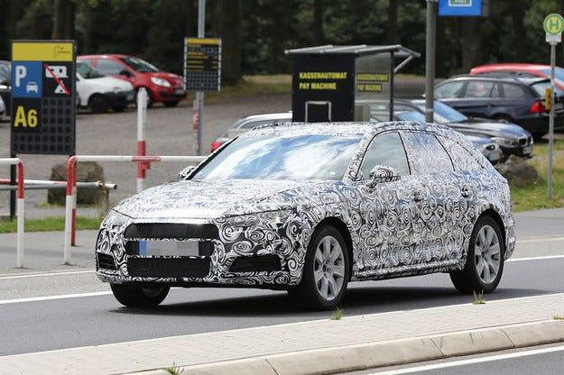 Audi A4 Allroad (2016): Кросоувър комби за навсякъде