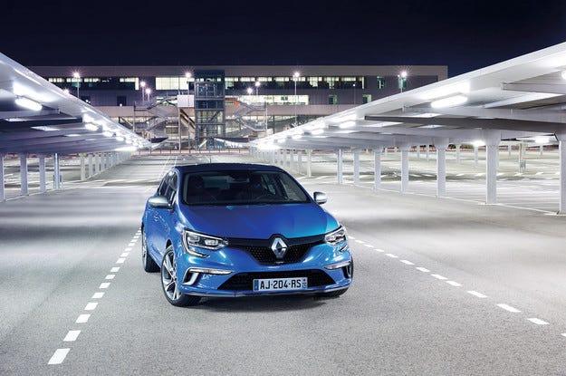 Станаха известни двигателите на новия хечбек Renault Megane