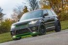 Дадоха още конски сили на Range Rover Sport SVR