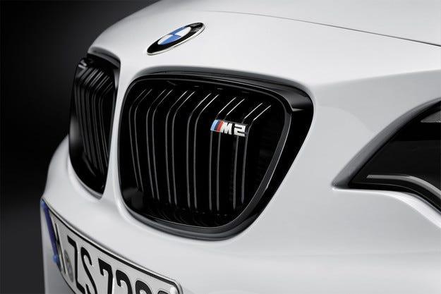 Купето BMW M2 получи тунинг пакет М Performance