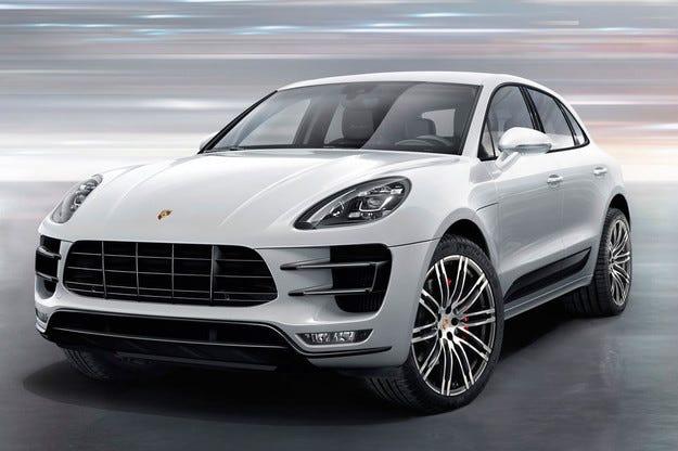 Немската компания Porsche показа обновения Macan