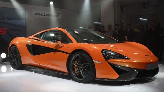 McLaren пусна производството на суперавтомобила 570S