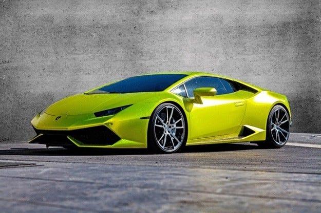 Lamborghini Huracan от xXx Performance с 690 к.с.