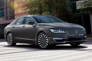 Американската компания Lincoln обнови седана MKZ