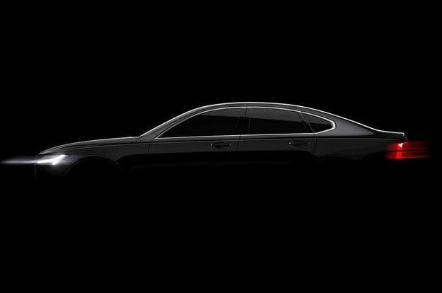 Известна е датата за премиерата на големия седан Volvo S90