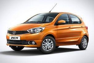 Индийската компания Tata представи дизайна на нов хечбек