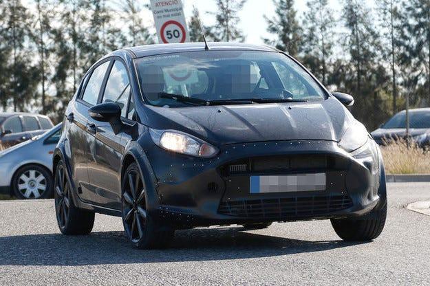 Ford Fiesta RS (2017): По-малък, по-горещ и по-спортен