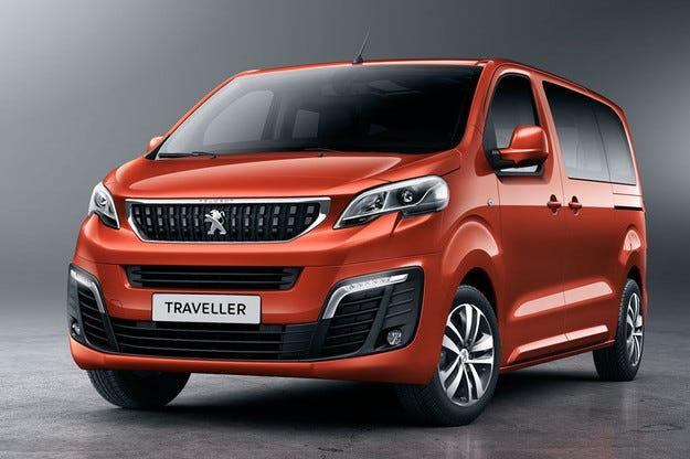 PSA Peugeot Citroen и Toyota показват три нови минивана