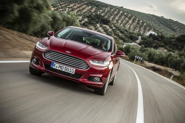 Изцяло новият Ford Mondeo с разширена гама двигатели