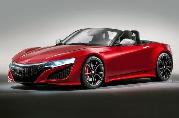 Компанията Honda разработва конкурент на Mazda MX-5
