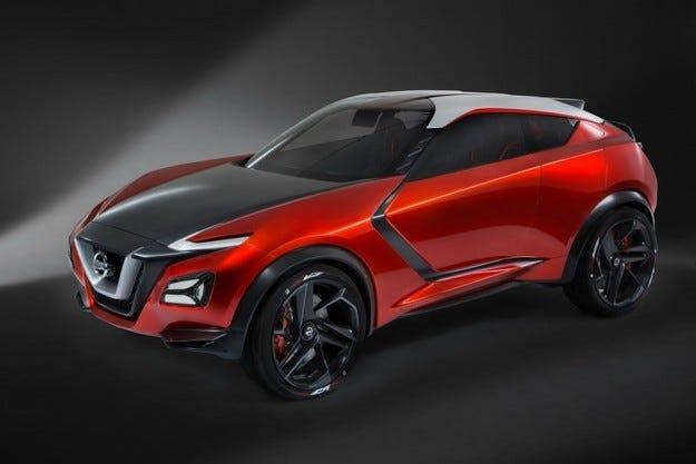 Новото поколение на Nissan Juke ще получи хибридна версия